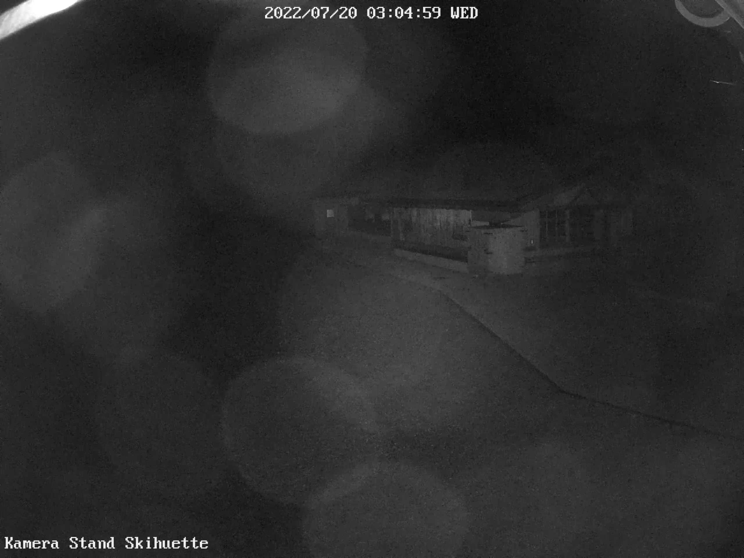 Engelberg Titlis Skihuette Stand 2450 m