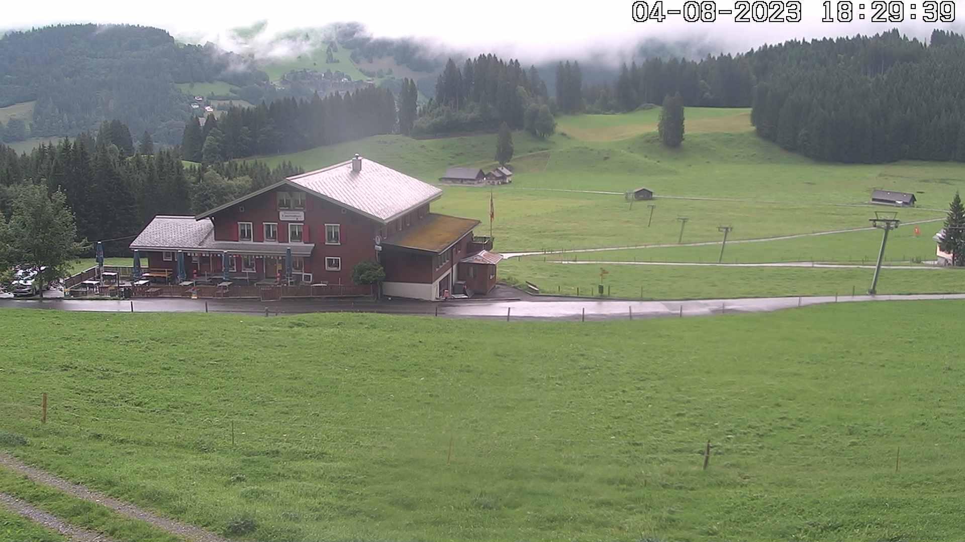 Webcam Untertrübsee Richtung Brunni