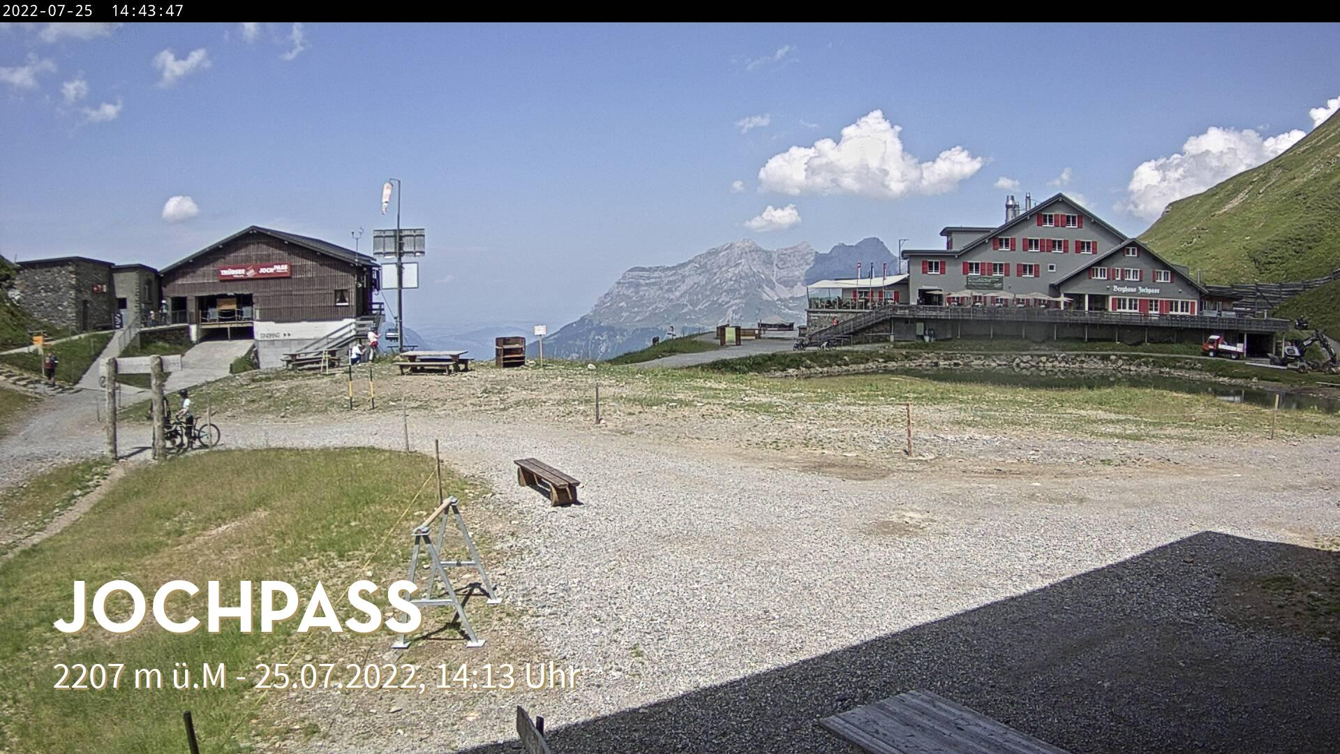 Titlis Stand