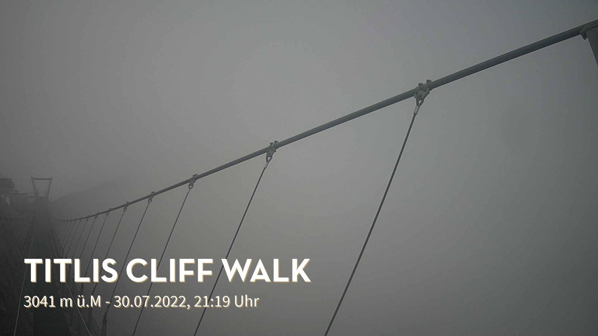 Engelberg Titlis Cliff Walk
