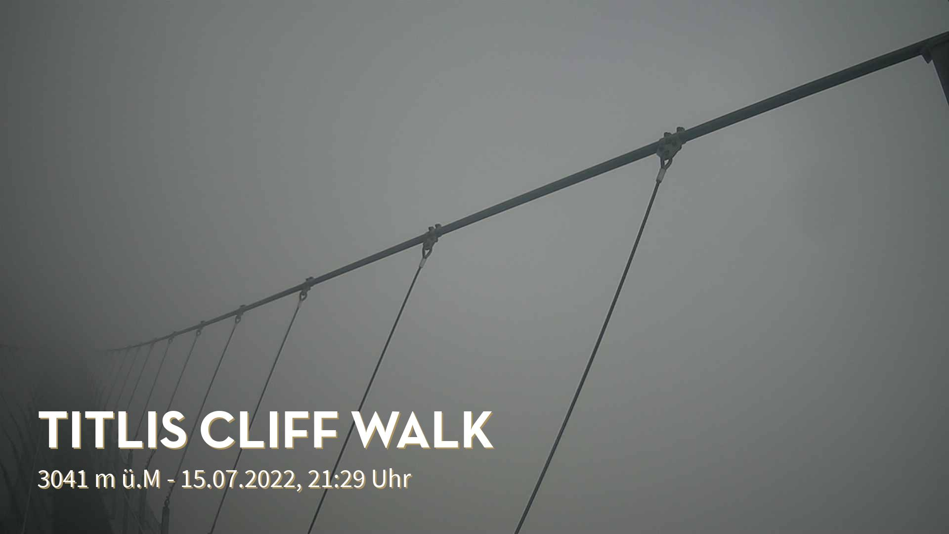 Engelberg Titlis Cliff Walk