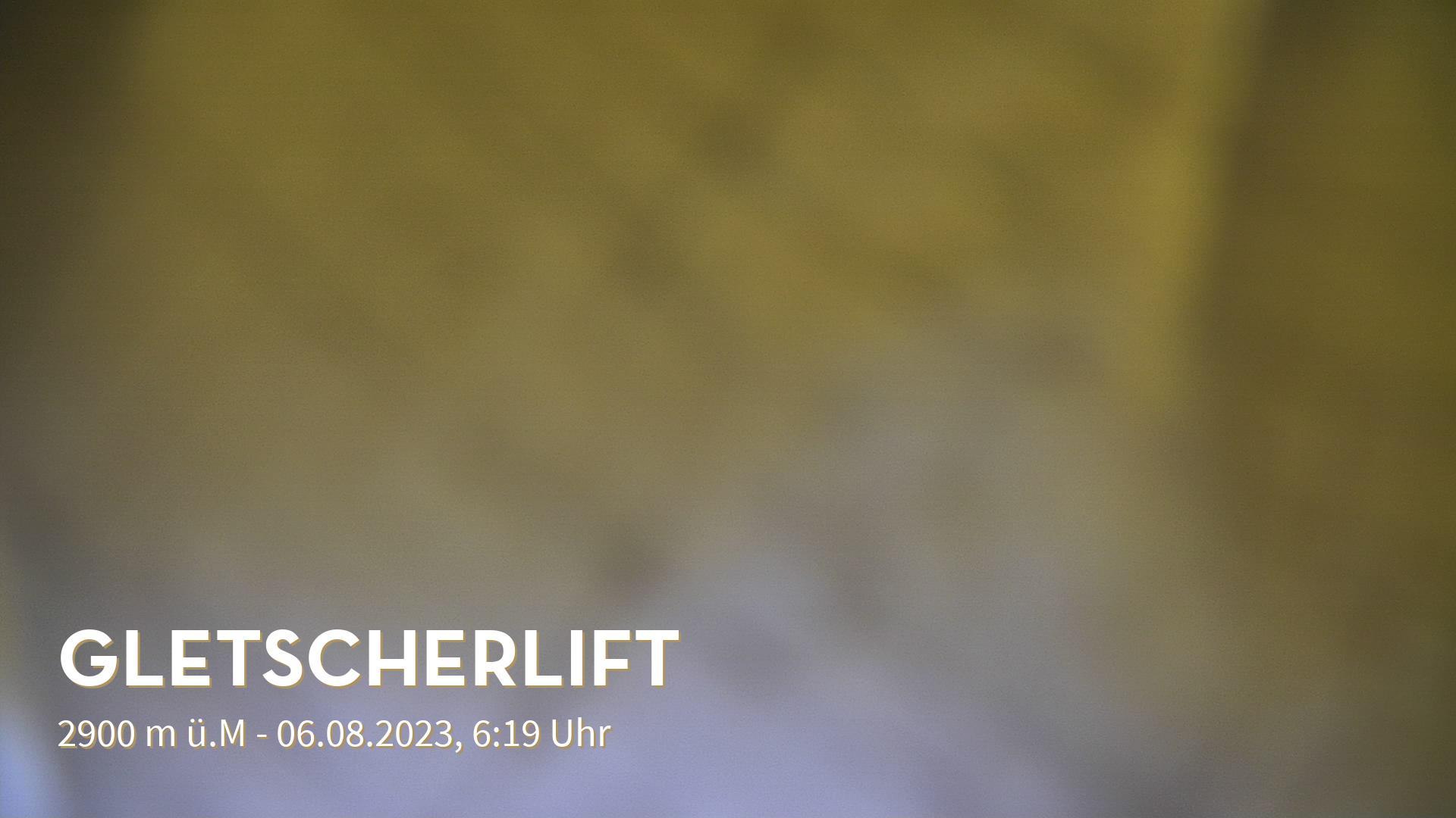 Engelberg Titlis Gletscher